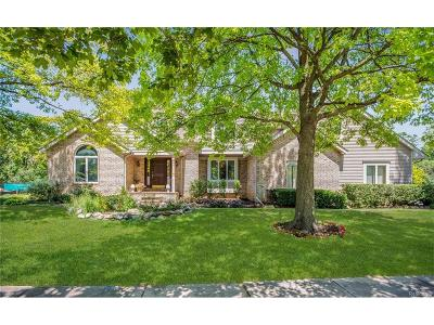 Northville Single Family Home For Sale: 986 Elmsmere Drive