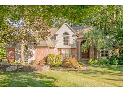 Plymouth Single Family Home For Sale: 11331 Overdale Court
