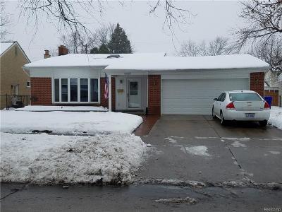 Fraser Single Family Home For Sale: 32325 Huber Lane