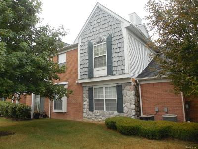 South Lyon MI Condo/Townhouse For Sale: $139,900