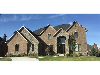 Oxford Single Family Home For Sale: 600 Eastlake Trail