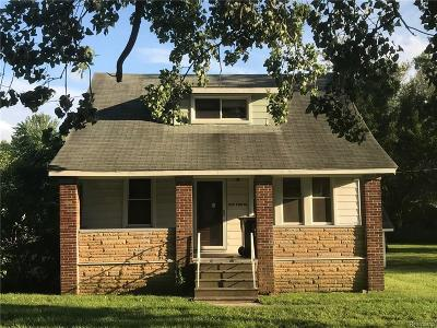 Canton, Canton Twp Rental For Rent: 47611 Ford Road