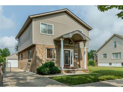 Dearborn Single Family Home For Sale: 7733 Payne Avenue
