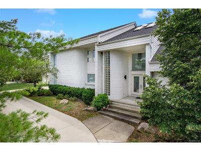 West Bloomfield, West Bloomfield Twp Single Family Home For Sale: 5727 Royal Wood
