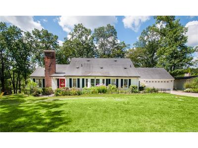 Farmington Hills Single Family Home For Sale: 28875 Millbrook Road
