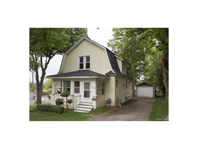 Northville Single Family Home For Sale: 125 Walnut Street