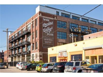 Detroit Condo/Townhouse For Sale: 444 W Willis Street #315