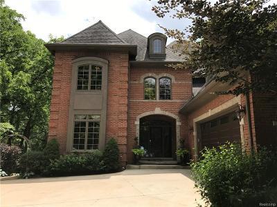 Commerce Single Family Home For Sale: 739 Elderberry Court