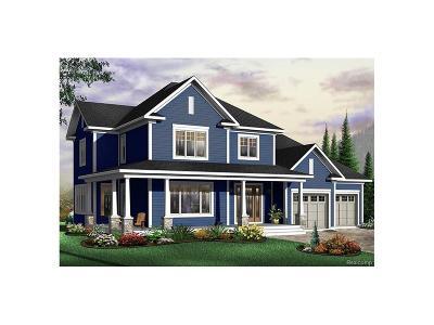 Northville Single Family Home For Sale: 845 Grace Street
