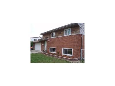 Brownstown Twp, Flat Rock, Riverview, Rockwood Single Family Home For Sale: 31918 Lafler Drive