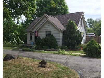 Canton, Canton Twp Rental For Rent: 3175 S Sheldon Road