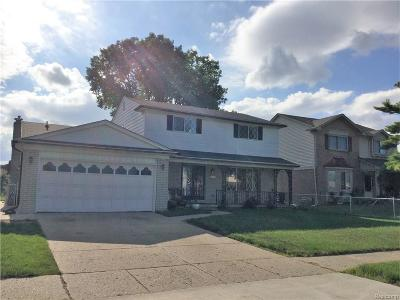 Sterling Heights Single Family Home For Sale: 36713 La Marra Drive