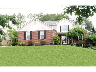 Wixom Single Family Home For Sale: 1836 Devonshire Drive