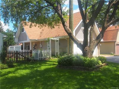 Single Family Home For Sale: 716 Wolverine Drive