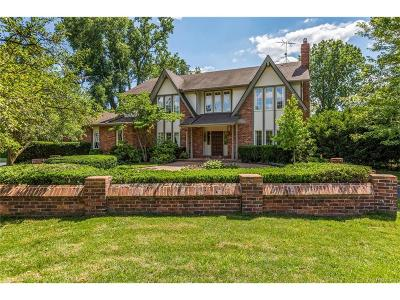 Bloomfield Twp Single Family Home For Sale: 4361 Stony River Drive