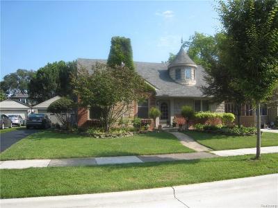 Dearborn Single Family Home For Sale: 23710 Rockford Street