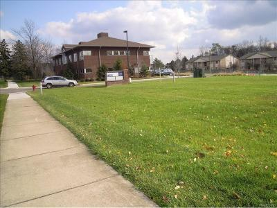 Farmington Hills Residential Lots & Land For Sale: 29295 W. 10 Mile Road #1