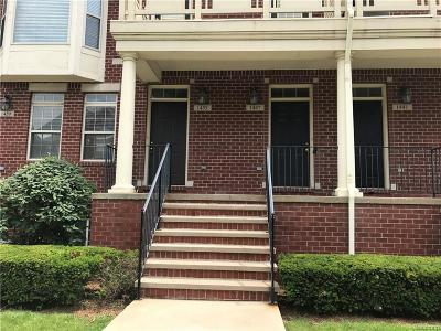 Troy Condo/Townhouse For Sale: 1453 Raleigh Place #103