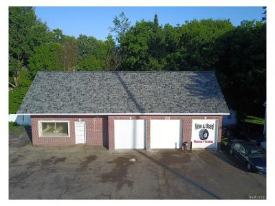 Pontiac MI Commercial For Sale: $149,900