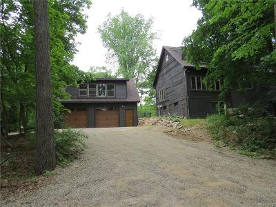 Milford Twp Single Family Home For Sale: 897 Annie Lang Drive