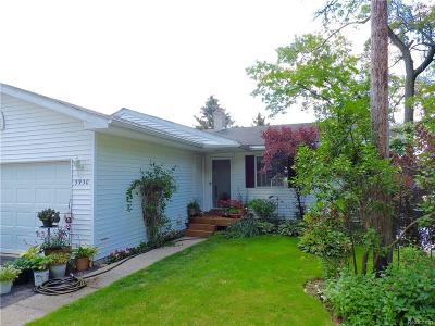 Single Family Home For Sale: 3930 Lamont Drive