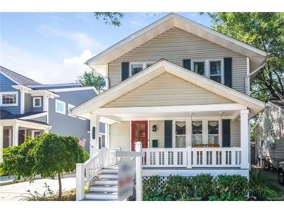 Birmingham Single Family Home For Sale: 1428 Bird Avenue