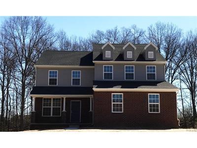 Brighton Single Family Home For Sale: 1017 Shenandoah Ridge Drive