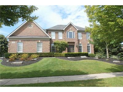 Single Family Home For Sale: 25605 Dogwood Lane
