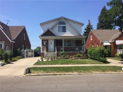 Dearborn Single Family Home For Sale: 7847 Calhoun Street