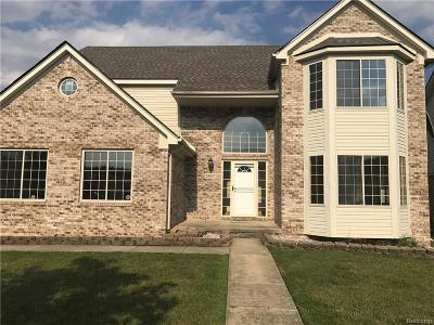 Brownstown Twp Single Family Home For Sale: 24167 Brentwood