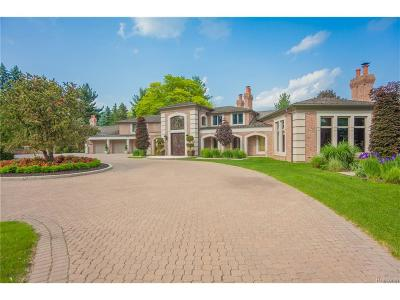 Bloomfield Hills Single Family Home For Sale: 362 Keswick Road