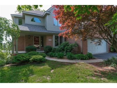 Commerce Single Family Home For Sale: 1725 Pondview Lane