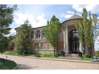 Orchard Lake Single Family Home For Sale: 3868 Vista Lane