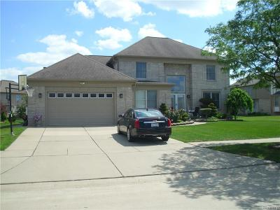 Sterling Heights Single Family Home For Sale: 2088 Edgestone Drive