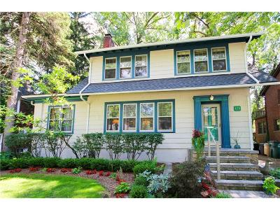 Ferndale Single Family Home For Sale: 479 W Woodland Street