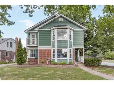 Birmingham Single Family Home For Sale: 1989 Stanley Boulevard