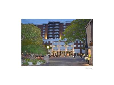 Birmingham Condo/Townhouse For Sale: 411 S Old Woodward Avenue #1011