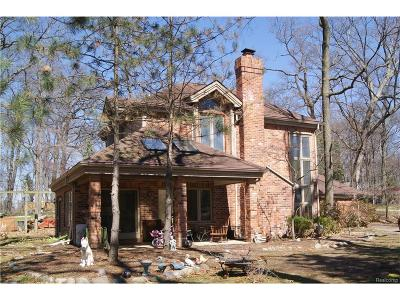 Commerce Single Family Home For Sale: 8634 Edgewood Park Drive