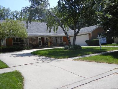 Single Family Home For Sale: 2307 Ashby