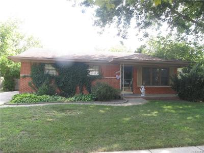 TROY Single Family Home For Sale: 1906 Atlas Court