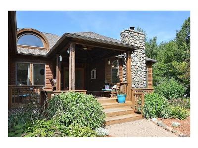 Single Family Home For Sale: 6679 Buckhorn Lake Road