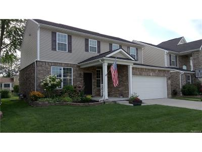 Sterling Heights Single Family Home For Sale: 42641 Greystone Drive