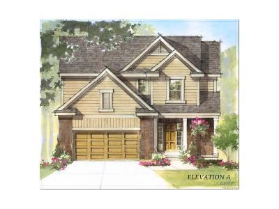 Van Buren Twp Single Family Home For Sale: 13491 Cobblestone Creek