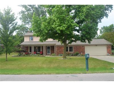 Farmington, Farmington Hills Single Family Home For Sale: 29148 Raleigh Road