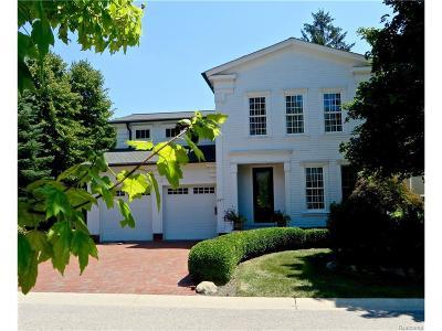 Northville Single Family Home For Sale: 627 Natalie Lane