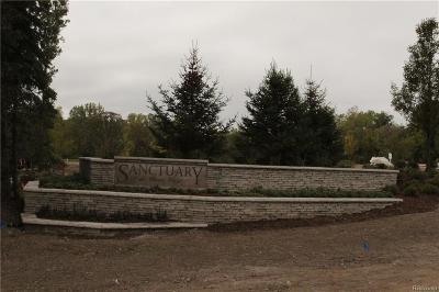 Rochester Hills Residential Lots & Land For Sale: 578 Flora Valley Court