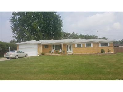 TROY Single Family Home For Sale: 2095 Garry Drive