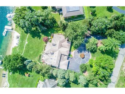 Orchard Lake Single Family Home For Sale: 4951 Elmgate Drive