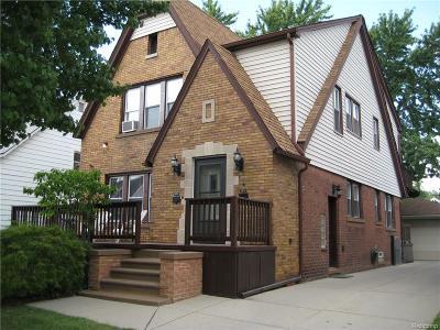 Dearborn Single Family Home For Sale: 22074 Audette Street
