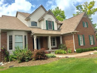 Commerce Single Family Home For Sale: 4911 Knollcrest Court